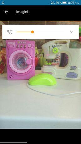 Masina de cusut si de spalat copii