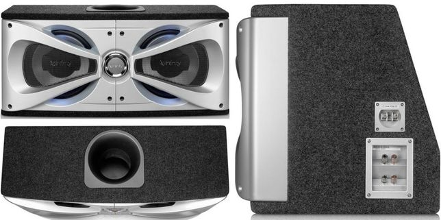 Subwoofer bass infinity 1220