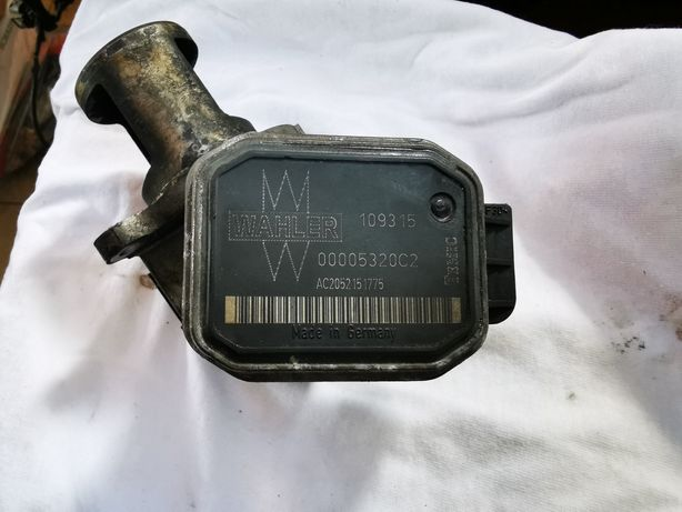 EGR Mercedes 3.0 V6 diesel