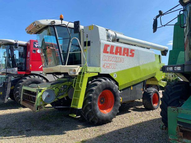 Combina agricola Claas Lexion 450