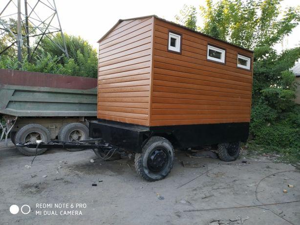 Баня на колесах купить в Алматы бочка сруб цена где