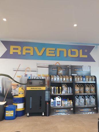 Schimb ulei cutii automate cu aparat RAVENOL ATF Proffesional