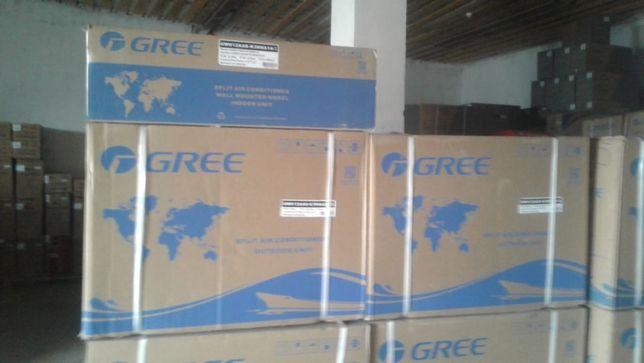 Новые Сплит-системы Gree, Almacom. Б/У Сплит-системы