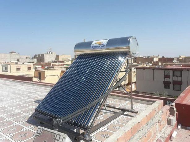 Panou Solar Nepresurizat Apa Calda 200 260 litri Panouri Solare INOX