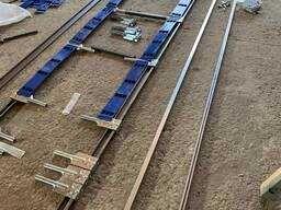 Комплект сдвижной крыши 4,2м