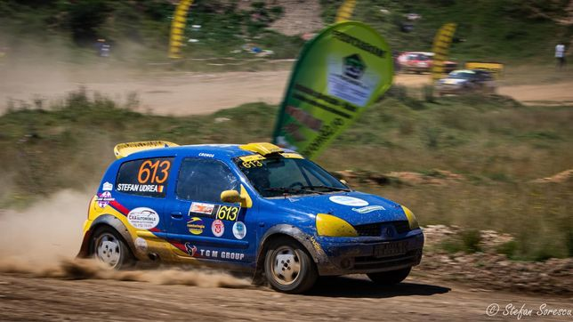 Renault Clio Rallycross/Slalom paralel