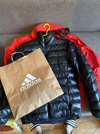 Легкая куртка Adidas (kangol puma nike columbia)