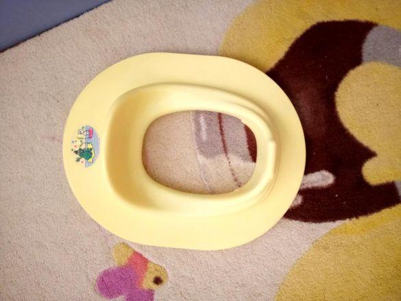 седалка за тоалетна чиния