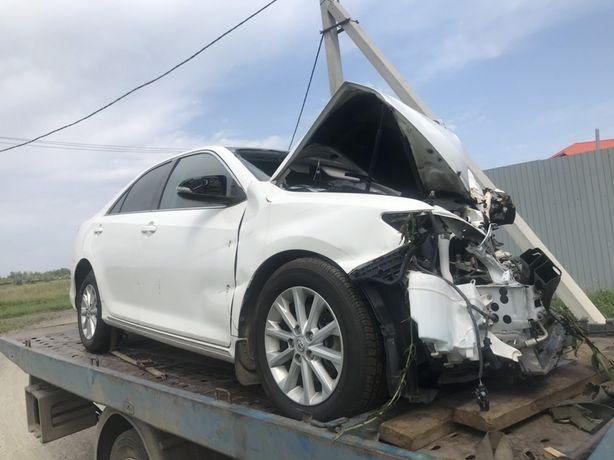 Toyota camry Запчасти бу оригинал 2011- new