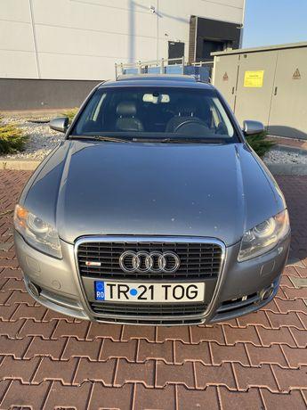 Audi A4  B7 2.0 Diesel 140cp