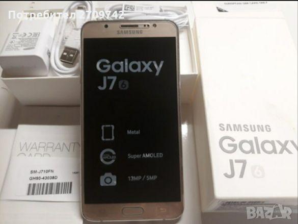 Продавам нов Samsung J7. ПОСЛЕДНА БРОЙКА!!!