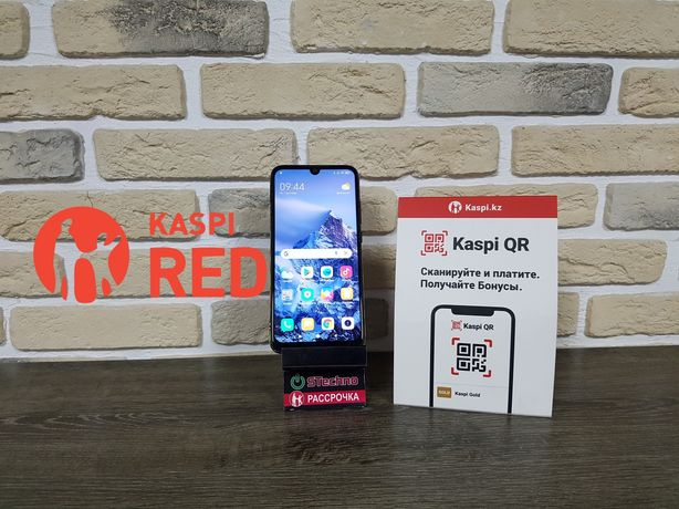 Смартфон Xiaomi Redmi Note 7 4/128GB Рассрочка KASPI RED!Гарантия год!