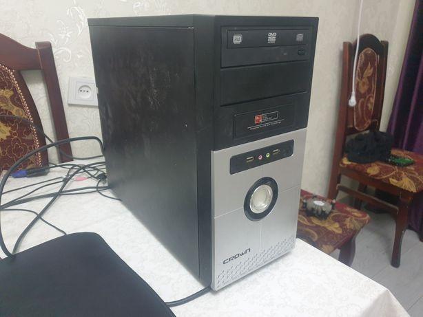 Компьютер 4х ядерный в сборе без видеокарты