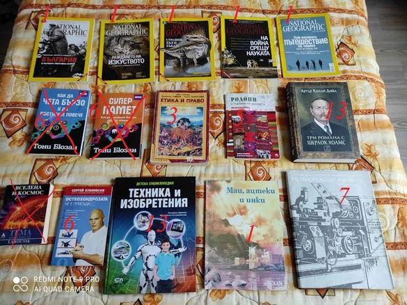 Книги и списания