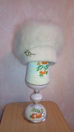 Продам шапку ангорка.