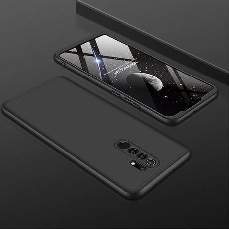 360° Градуса Кейс Мат за Xiaomi Redmi 9 9C NFC Redmi 9A / 9S Pro Note