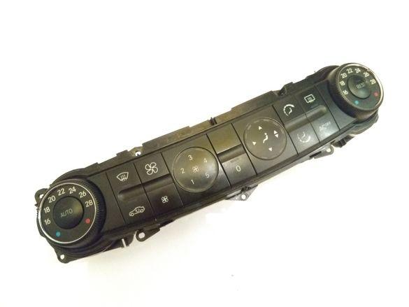 Панел климатик (климатроник) Мерцедес W211