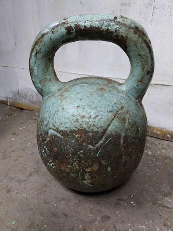 Гиря 20 кг. Уральская
