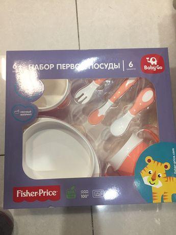 Продам набор посуды Baby go