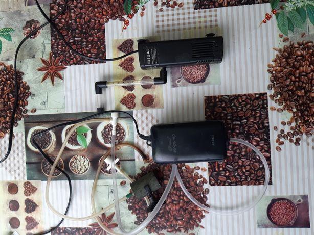 Vand pompe pentru acvariu