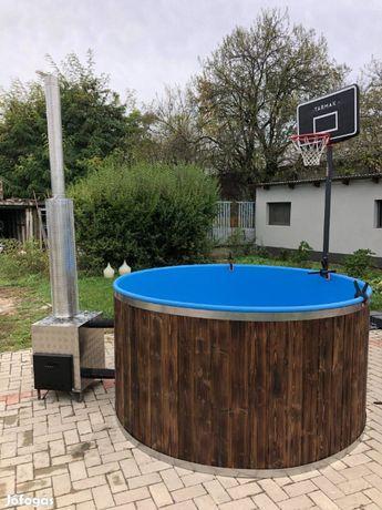 Ciubar / piscina din plastic
