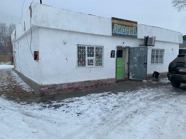 Действующий магазин и землю в селе Баянаул