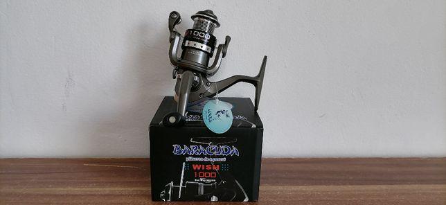 Mulineta spinning/bolognesa Baracuda Wish 1000