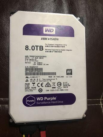 Винчестер Жесткий диск 8TB