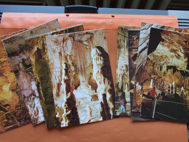 Carti postale din 1985 Pestera Ursilor