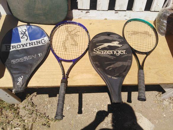 2 бр Тенис ракети