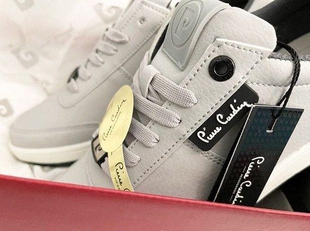 Кроссовки от бренда Pierre Cardin