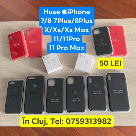 Huse iPhone  Apple 7,8,SE 2,7plus,8plus,X,XS,XsMax,11,11 Pro, Pro Max