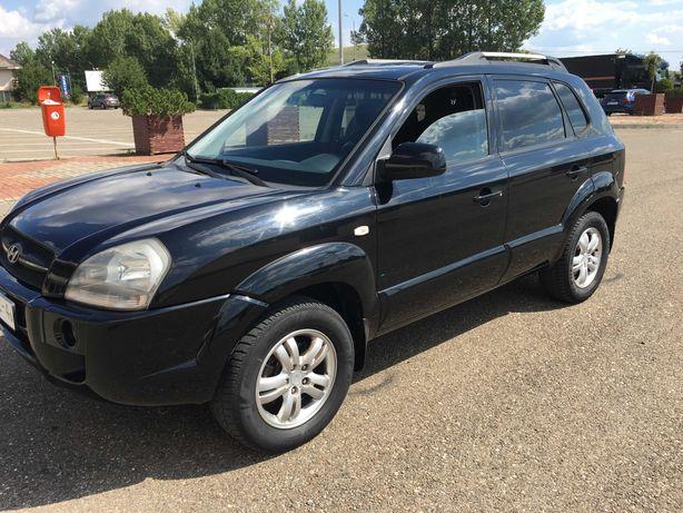 Hyundai Tucson 2007,4x4