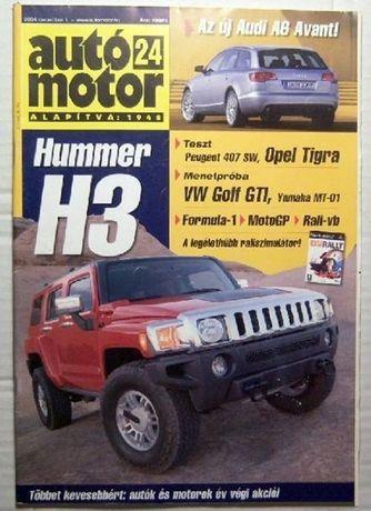 Reviste Auto Motor
