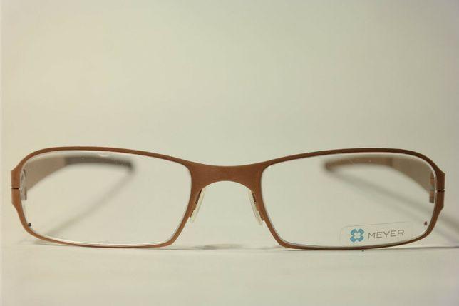Rama ochelar MEYER Bronz NOU ultrausor Titanium