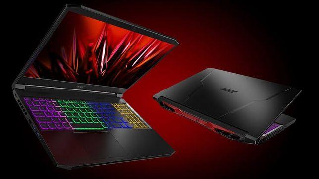 Ноутбук Acer Nitro 5 - Core i5-10300H/8Gb/SSD 512Gb/GTX1660Ti/Гарантия