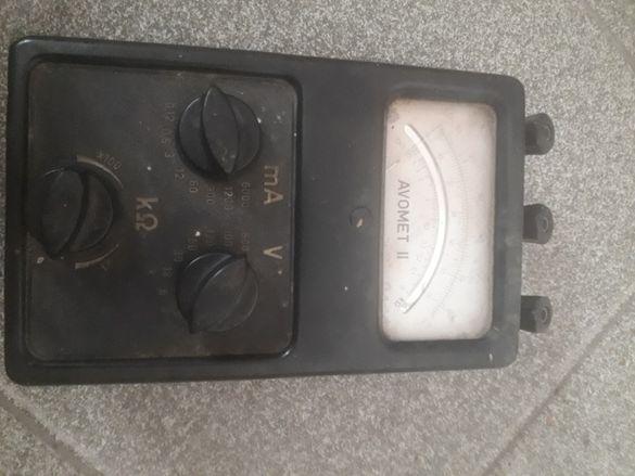 стар измервателен уред