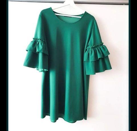 Rochie verde trimit și prin posta