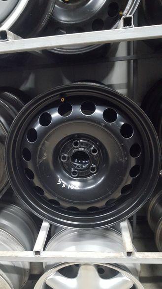 Метална джанта 5×100-16 цола Audi.Golf