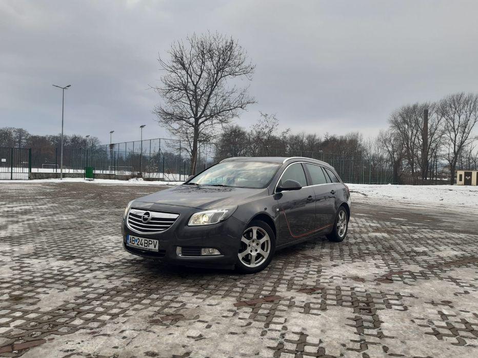 Opel Insignia 2.0 euro5 sau schimb. Deal - imagine 1