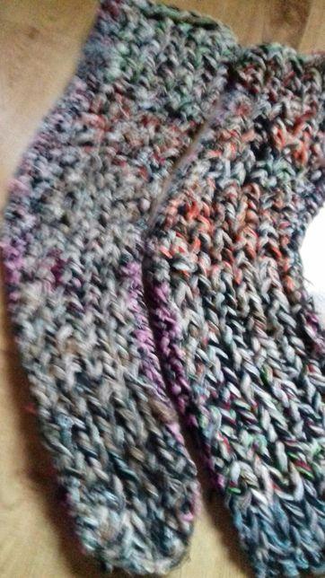 Ciorapi nou foarte gros tricotat cu mana la preț de 25 de lei