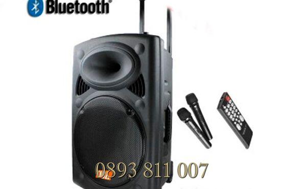 Промо! 2000в JBL 12-ка!Караоке тонколона 15 Bluetooth 2 микрофона