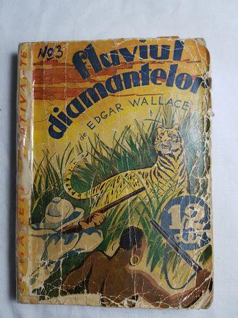 Colecţia Romanele Captivante - Fluviul Diamantelor