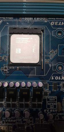 KIT GAMING - Placa de baza Gigabyte +Procesor AMD Phenom II x4 955 Etc