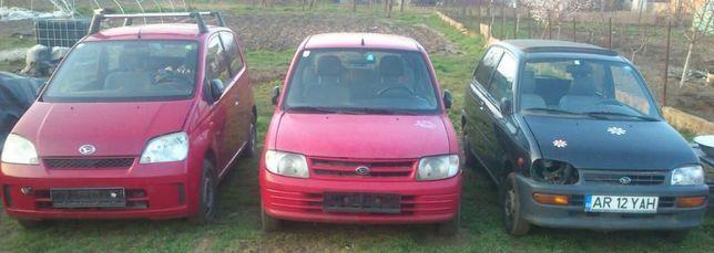 Dezmembrez Daihatsu Cuore 1995-2007 (L501, L701, L251)