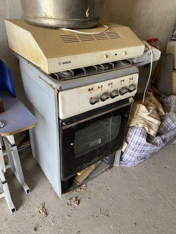 Холодильник, газ плита, стиральная машина