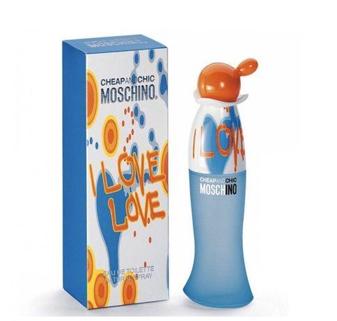 Туалетная вода  Moschino Cheap & Chic I Love Love (30 мл)