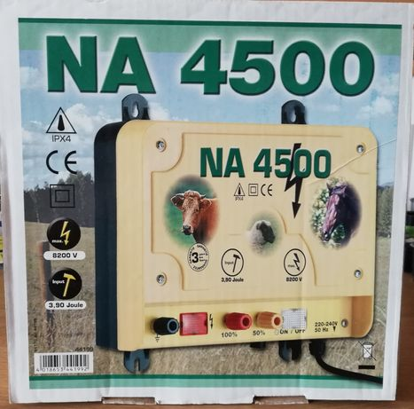 Kit de electrificare a gardului
