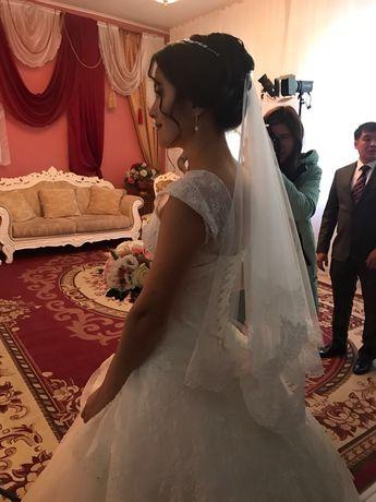 Продам бу Свадебное платье