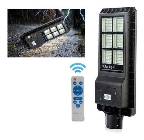 Lampa stradala led solara MODEL NOU 2020!!! 90w/180w